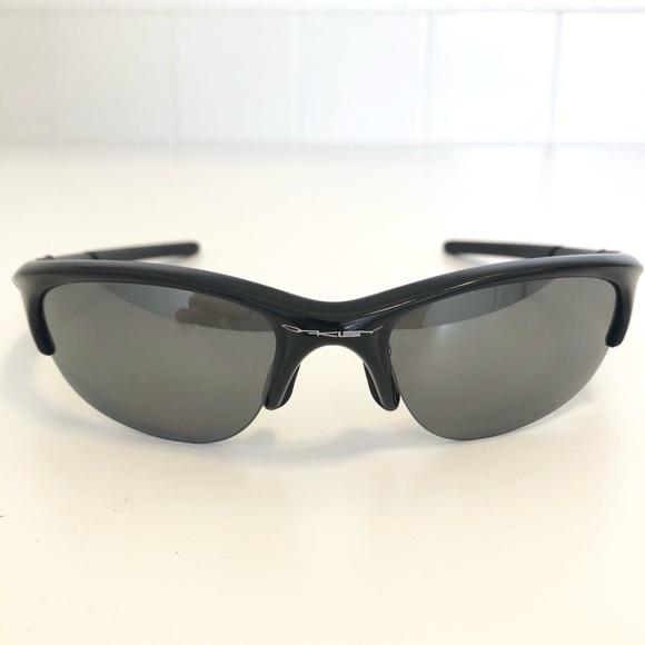 4a1b92c7219 Oakley Half Jacket running biking sunglasses. M 5b61c3885fef379196b60221.  Other Accessories ...